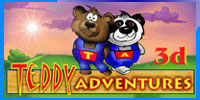 Teddy Adventures 3D