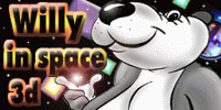 Willy In Space 3D